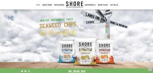 Shore-Seaweed